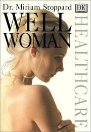 Cover of: Well Woman (DK Healthcare) | Miriam Stoppard