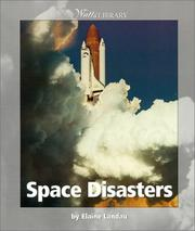 Cover of: Space Disasters | Elaine Landau