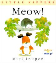Cover of: Meow! (Little Kippers) | Mick Inkpen