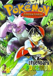 Cover of: Legendary Pokemon | Hidenori Kusaka