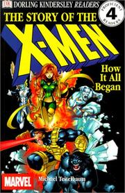 Cover of: The Story of the Xmen | Michael Teitelbaum