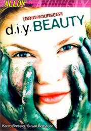 Cover of: D.I.Y. Beauty | Susan Redstone