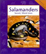 Cover of: Salamanders | Sara Miller