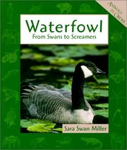 Cover of: Waterfowls | Sara Miller