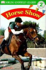 Cover of: Horse Show by Kate Hayden