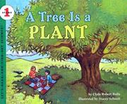 Cover of: Tree Is a Plant | Clyde Bulla