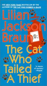 Cover of: Cat Who Tailed a Thief | Lilian Jackson Braun