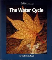 Cover of: Water Cycle by Trudi Strain Trueit