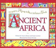 Cover of: Ancient Africa (Modern Rhymes about Ancient Times) | Susan Altman