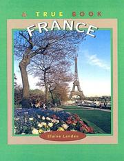 Cover of: France by Elaine Landau