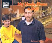 Cover of: My Uncle Owns a Deli by Sarah Hughes