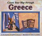 Cover of: Count Your Way Through Greece | Jim Haskins