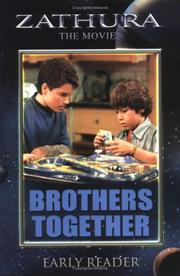 Cover of: Zathura The Movie: Brothers Together Early Reader (Zathura: The Movie) | Ellen Weiss