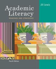 Cover of: Academic Literacy | Jill Lewis