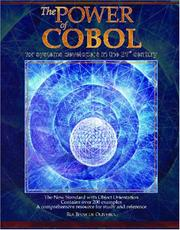 Cover of: The Power of COBOL | RUI BIVAR DE OLIVEIRA