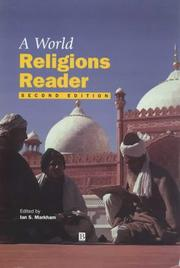 Cover of: A World Religions Reader | Ian S. Markham