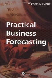 Cover of: Practical Business Forecasting | Michael Evans