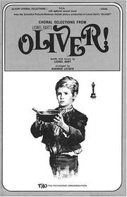 Cover of: Oliver! (Choral Selections) | Lionel Bart