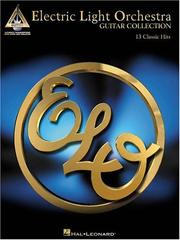 Cover of: Electric Light Orchestra Guitar Collection | Electric Light Orchestra