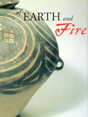 Cover of: Of earth and fire | Maud Girard-Geslan