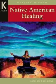 Cover of: Native American Healing | Howard Bad Hand