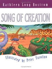 Cover of: Song of creation by Kathleen Long Bostrom