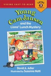 Cover of: Young Cam Jansen and the Lions' Lunch Mystery (Young Cam Jansen) | David A. Adler