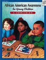 Cover of: African American awareness for young children | Evia L. Davis