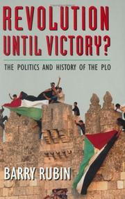 Cover of: Revolution until victory? | Barry M. Rubin