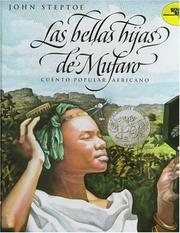 Cover of: Las  bellas hijas de Mufaro by John Steptoe