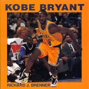 Cover of: Kobe Bryant | Richard J. Brenner