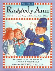 Cover of: My first Raggedy Ann | Johnny Gruelle, Jan Palmer