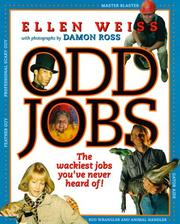 Cover of: Odd Jobs | Ellen Weiss