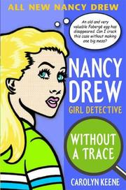Cover of: Without a Trace | Carolyn Keene