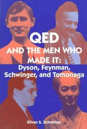 Cover of: QED and the men who made it by S. S. Schweber