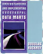 Cover of: Understanding and implementing successful data marts | Douglas Hackney