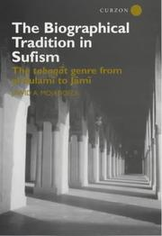 Cover of: The Biographical Tradition in Sufism | Jawid Mojaddedi
