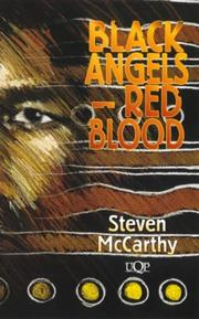 Cover of: Black angels-- red blood | Steven McCarthy