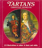 Cover of: Tartans | Christian Hesketh