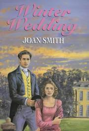 Cover of: Winter Wedding by Joan Smith