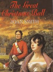 Cover of: The Great Christmas Ball by Joan Smith
