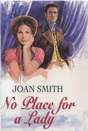 Cover of: No Place for a Lady by Joan Smith