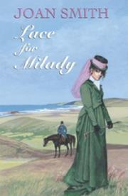 Cover of: Lace for milady by Joan Smith