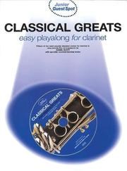 Cover of: Junior Guest Spot Classical Greats | Daniel Scott