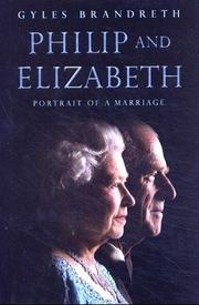 Cover of: Philip and Elizabeth | Gyles Brandreth