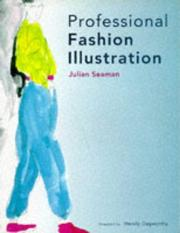 Cover of: Professional fashion illustration by Julian Seaman