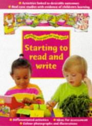 Cover of: Reading and Writing (Learning Activities for Early Years) by Julia Cigman