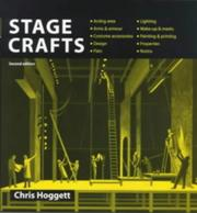 Cover of: Stage Crafts (Stage & Costume) | Chris Hoggett