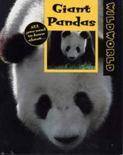 Cover of: Giant Pandas (Wild World) by Karen Dudley