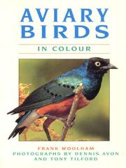 Cover of: Aviary birds in colour by Dennis Avon